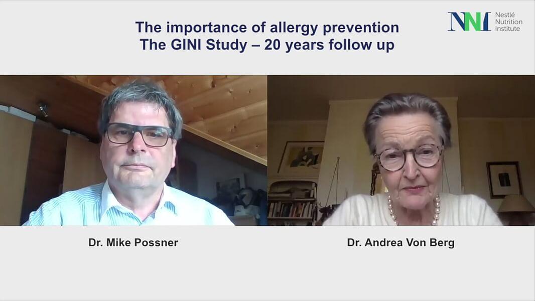 Важность профилактики АБКМ — исследование GINI, 20-летнее наблюдение